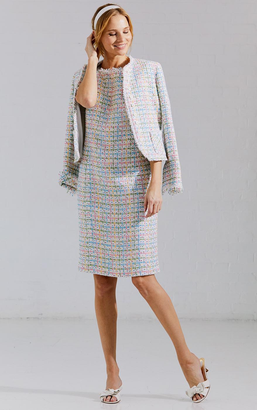 Caprice Dress & Jacket