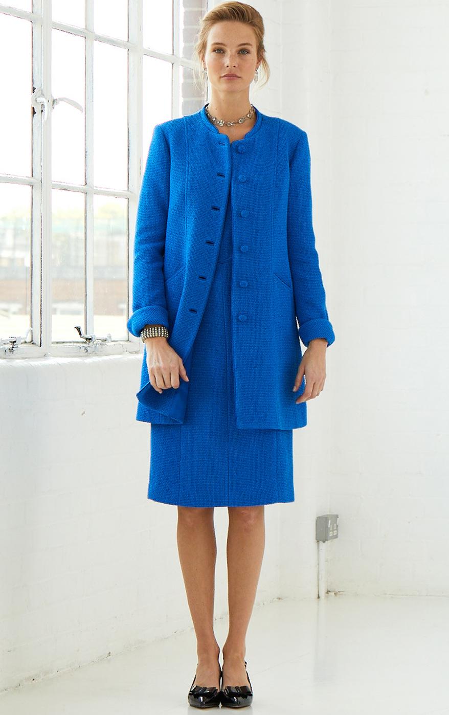 Herbert Dress & Coat