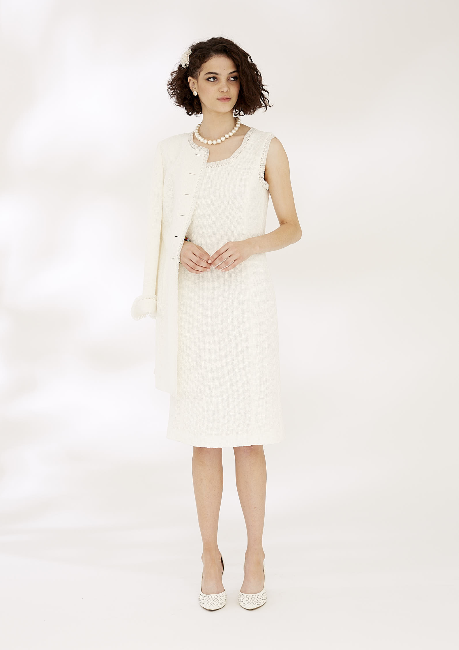 ALBANY COAT & ALBANY DRESS