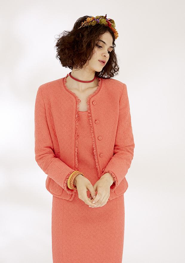ELFREDA JACKET & ELFREDA DRESS