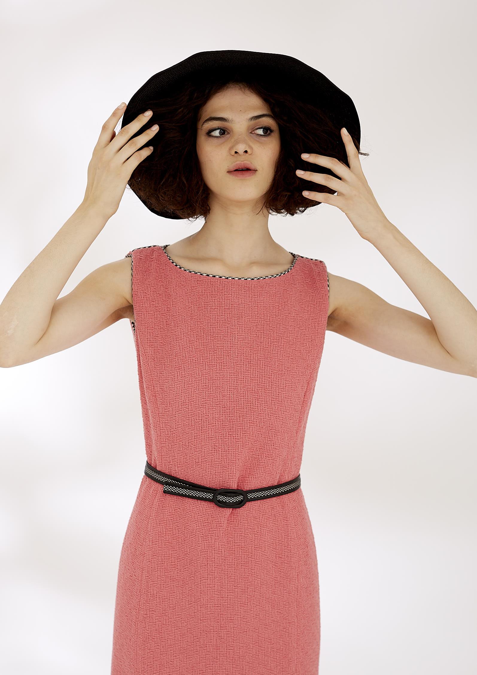 URSULA SHIFT DRESS