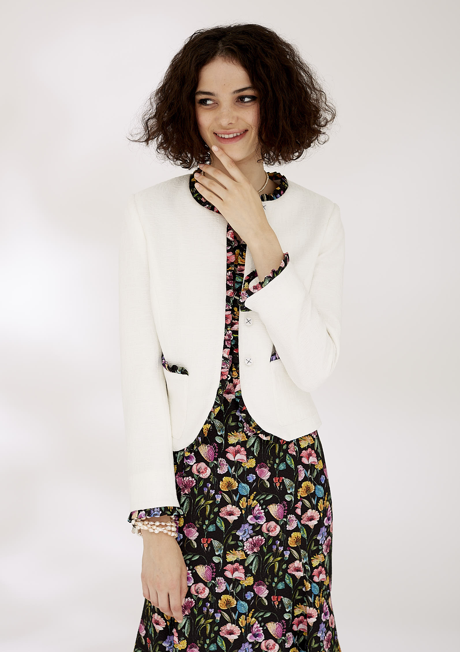 GERALDINE JACKET & TALLULAH DRESS