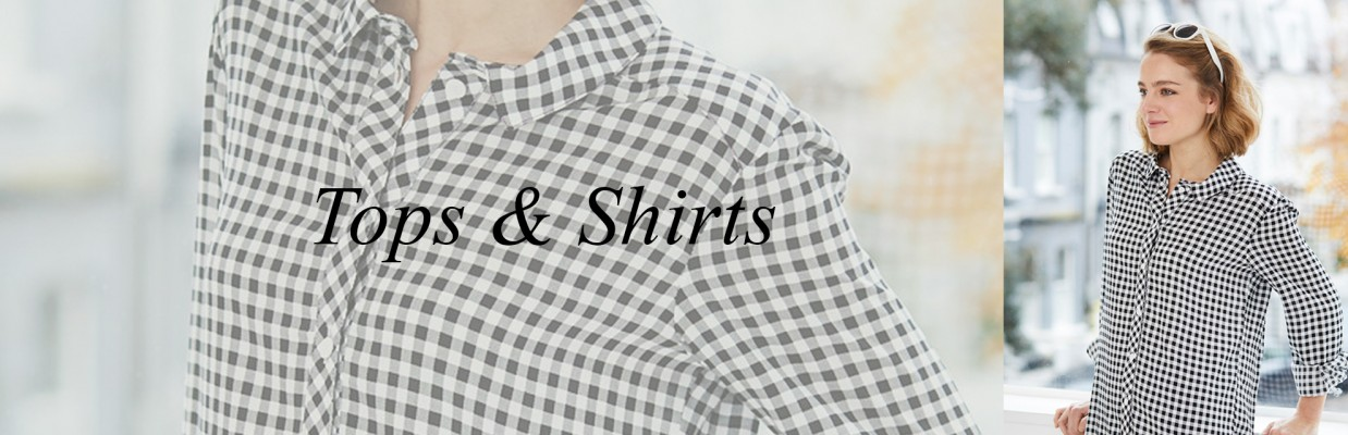 Tops and Shirts